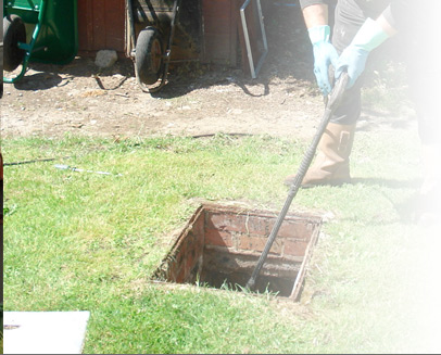 Image of Drainage in Dunfermline, Drain jetting Dundee